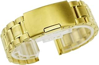 Men Replacement Metal Wrist Watch Band
