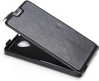 cc19387fd23 Manyip Funda Wiko BLU R1 HD, Caja del teléfono del Cuero,Protector de  Pantalla