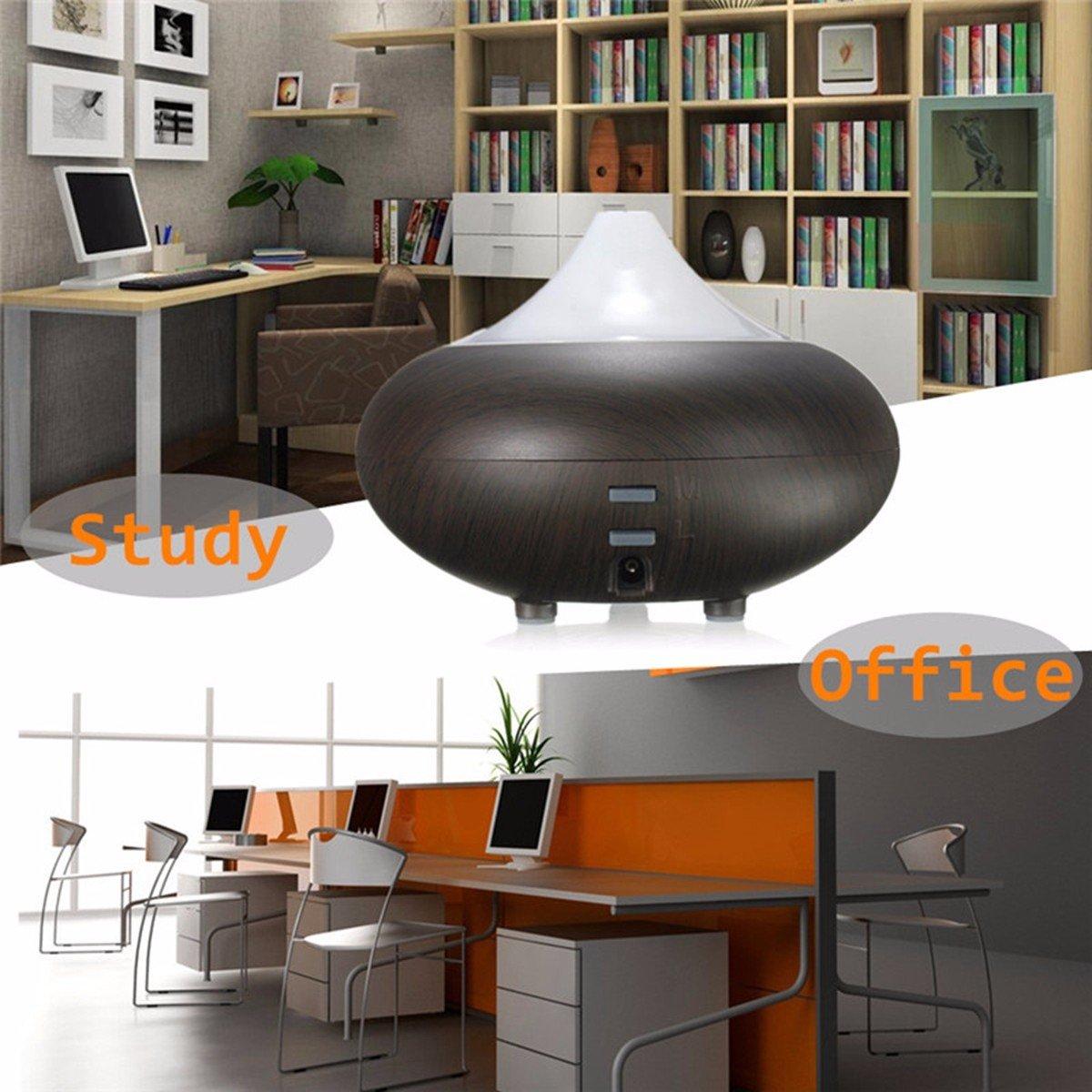 King Do Way - Difusor LED de aromas, humidificador, purificador de ...