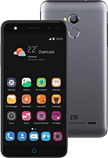 ZTE Blade V7 Lite Dual Sim - 16GB, 2GB RAM, 4G LTE, Grey