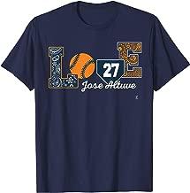 Jose Altuve Love Player T-Shirt - Apparel