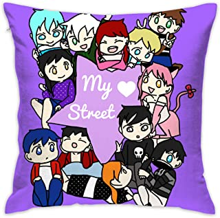 Cheny Aphmau Gaming Pillow Covers Home Decor Throw Pillow Covers Cushion Cover