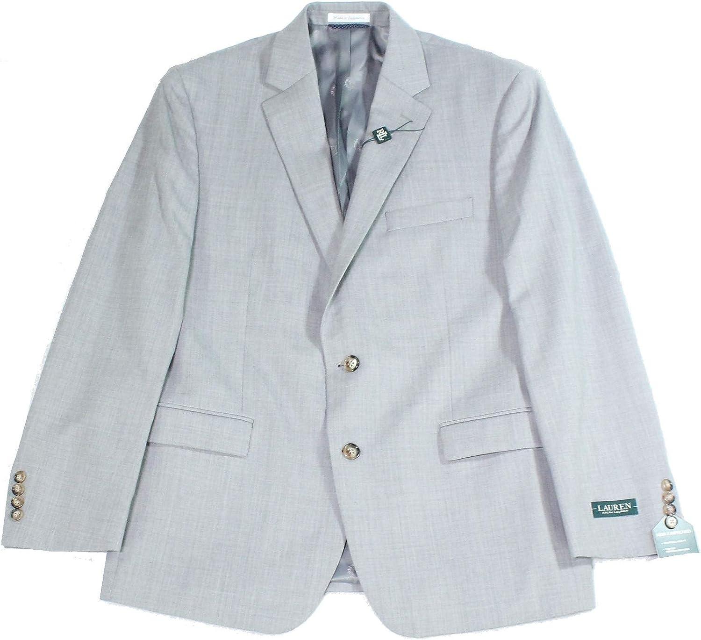 LAUREN RALPH LAUREN Mens Lancaster Wool Blend Classic Fit Jacket