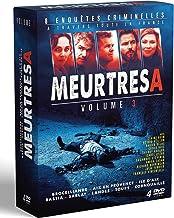 Meurtres à... - Intégrale - Volume 3 [Francia] [DVD]
