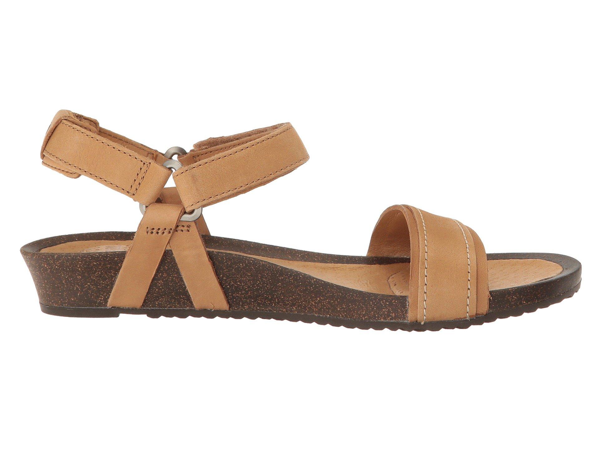 Teva Ysidro Stitch Sandal At Zappos Com