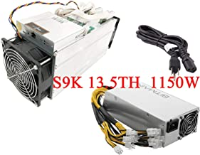 Antminer S9K 13.5TH 1180w Antminer Include APW7 1800W PSU and Power Cord