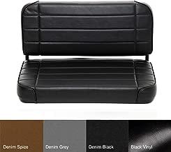 Smittybilt 8001N Black Standard Rear Seat