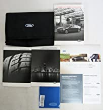 2016 Ford Fusion Hybrid / Energi Owners Manual Guide Book Set With Case