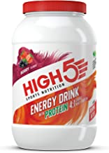 HIGH5 Energy Drink with Protein Blend of Carbohydrates Protein Electrolytes Berry 1 6kg Estimated Price : £ 21,99