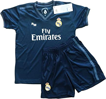 Amazon.es: real madrid - Negro