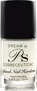 PS Polish Nail Strengthener, Nail Hardener, Natural Safe Non-Toxic Professional Nail Strengthening Treatment, Best Nail Strengthening Products for Manicure, Pedicure