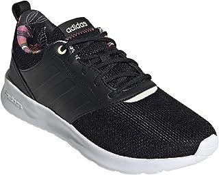 حذاء الجري للنساء من اديداس كيو تي ريسر 2.0 - اسود - مقاس 41 1/3 EU