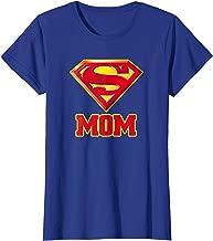 Womens Superman Super Mom T-Shirt