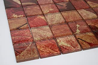 Best travertine and glass tile Reviews