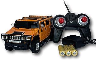 Hummer, Coche de Control Remoto Escala 1:24, Con batería