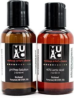 Makeup Artists Choice 40% Lactic Acid Peel For Acne, Anti Aging, Hyperpigmentation (1 Oz)