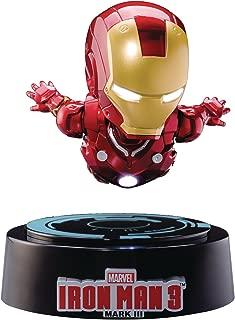 Beast Kingdom Marvel: Iron Man Mark 3 Egg Attack Ea-037 Floating Figure