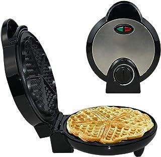 Smörgåsbrödrost,Smörgåsfrukostmaskin , Elektrisk Våffelmakare Aster Crepe Brödrost Non-Stick Hushålls Muffinsjärn Buuble Ä...