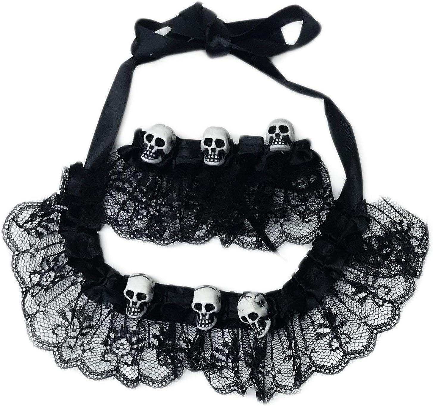 Momentum Brands Halloween Chocker Necklace