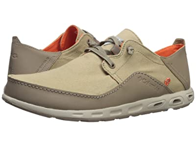 Columbia Bahamatm Vent PFG Lace Relaxed (British Tan/Tangy Orange) Men