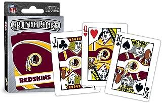 MasterPieces NFL Washington Redskins Playing Cards