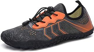 AORISSE Chaussures Aquatiques, Chaussures d'eau Hommes Femmes Pieds Nus Séchage Rapide Antidérapant Léger Aqua Chaussures ...