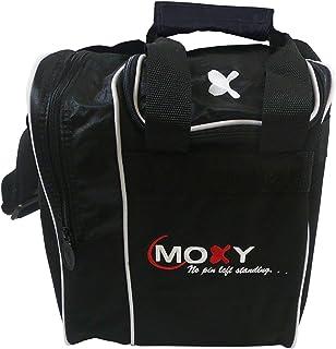 Moxy Strike Single Tote Bowling Bag- Black