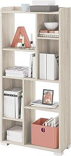 Pitarch Estantería librería Kala Moderna salón despacho habitación 8 Huecos 71x32x154