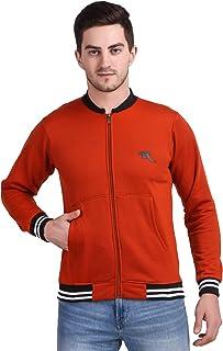 Viralee Retail Men Winter Cotton Zippered Full Sleeves Jacket