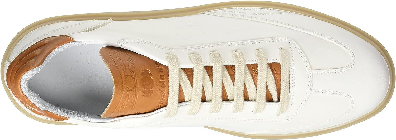 PANTOFOLA D'ORO 1886 Men's Gymnastics Shoes Oxford Flat