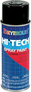 Seymour 16-139 1 Pack Hi-Tech Enamels Semi-Gloss Black Paint