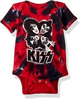 Baby Kiss Faces Burst Onesie