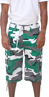 Regal Wear Mens Multi Color Bright Camo Big & Tall Size 32-44 Short