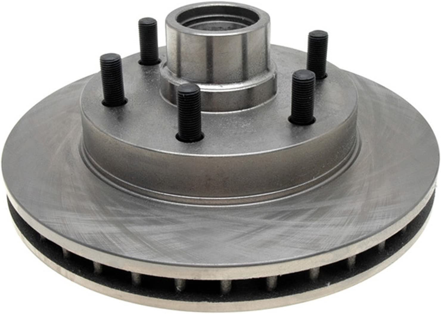 unisex ACDelco Silver 18A737A Daily bargain sale Front Disc Hub Brake and Rotor Assembly