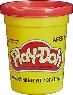 Play Doh B8176 Single Tub, Bright Red