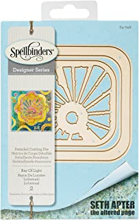 Spellbinders Ray of Light Etched/Wafer Thin Dies