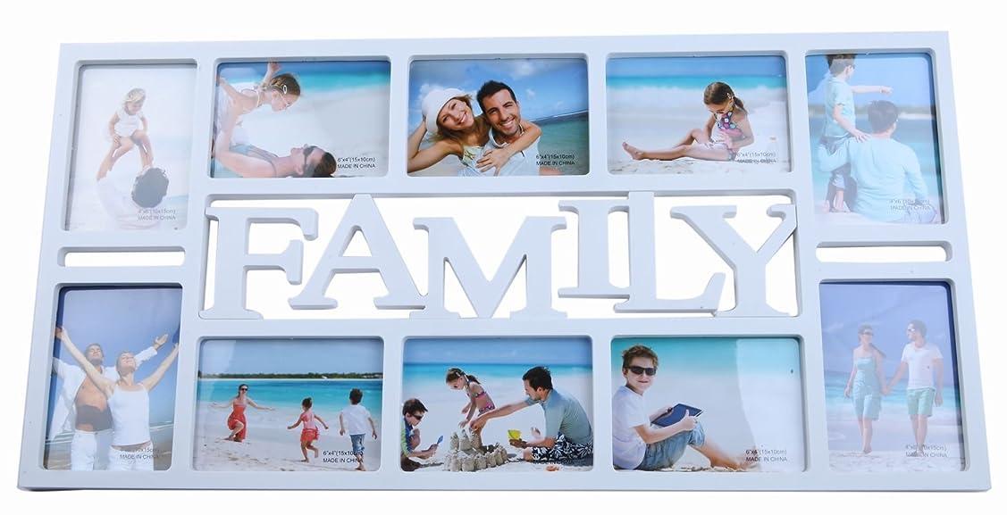 ディンカルビル誤解を招く技術者FAMILYデザイン フォトスタンド / フォトフレーム 写真立て 大型69*35cm