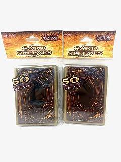 Yu-Gi-Oh! Deluxe Card Sleeves (2 Pack)