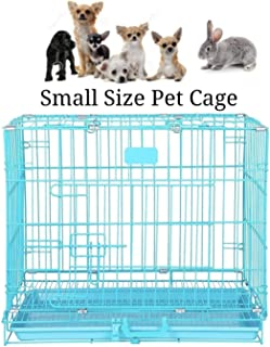 Just Click Fashion Small Pet Cage for Rabbit Puppies Birds