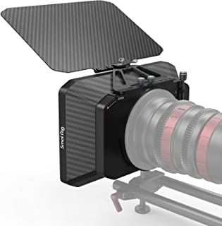 صندوق غير لامع خفيف الوزن لكاميرات دي اس ال ار بدون مراة متوافق مع عدسات 67 ملم / 72 ملم / 77 ملم / 82 ملم / 114 ملم - 2660