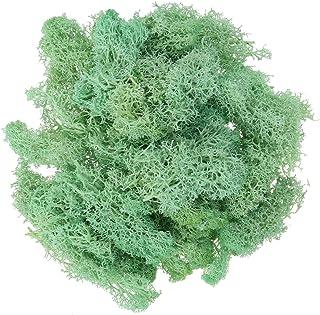 Musgo artificial para decoración de jardín el banquete de boda y acuario(verde hierba)