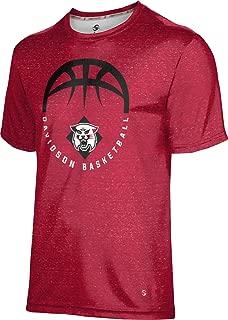 School Spirit Sweatshirt Old School ProSphere Davidson College Basketball Girls Pullover Hoodie