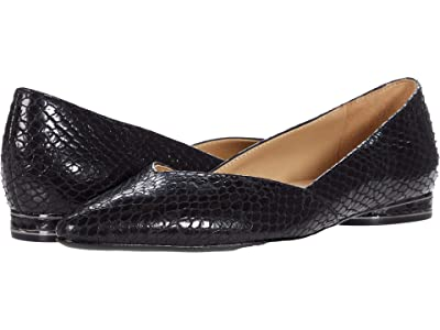 Naturalizer Havana (Black Snake Print Leather) Women