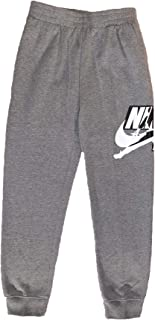 Jordan Boys Youth Classics Jogger Fleece Sweatpants Size M, L, XL (Carbon Heather (95A434), Large)