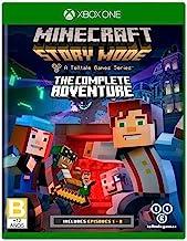 ماينكرافت: نمط القصة - المغامرات الكاملة - Xbox One