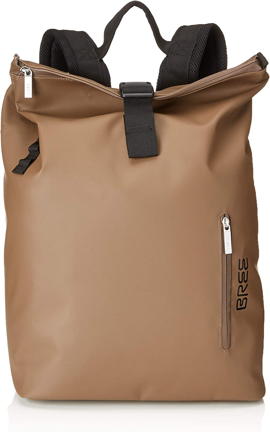BREE Collection Punch 713, Clay, Backpack M S19, Women's Handbag, Brown (Clay), 15x42x34 cm (B x H T)