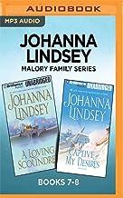 Johanna Lindsey Malory Family Series: Books 7-8: A Loving Scoundrel & Captive of My Desires
