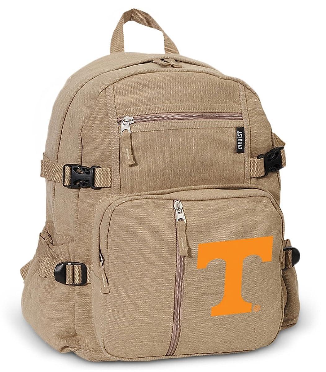 くつろぐ密輸連隊テネシー州バックパックキャンバス旅行やスクールバッグVols