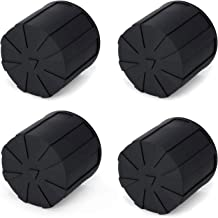 Digislider Silicone Universal Lens Cap - Fits Over 99% of Lenses, Scratch Proof, Waterproof, Dustproof, Shock-Absorbent, Lens Cover for 60-110mm Lenses (4 Pack)