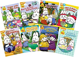 Max & Ruby: Easter with Max & Ruby / Berry Bunny Adventures / Springtime for Max & Ruby / Max & Ruby's Christmas / Perfect Pumpkin / Playtime with Max & Ruby / Rainy Day Play / Sharing & Caring